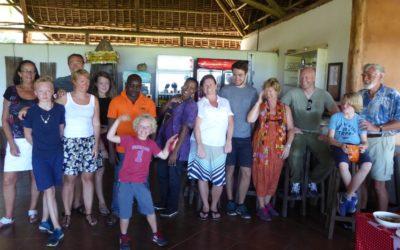 11 ivrige Afrika-farere