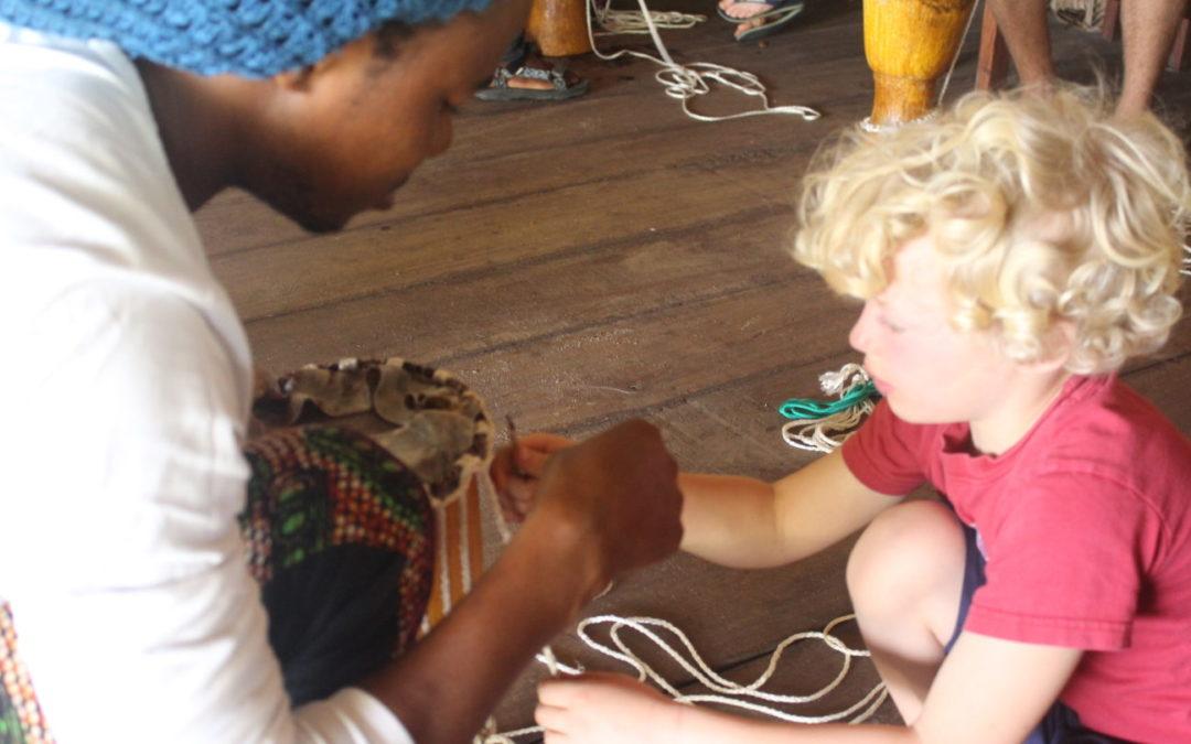 Familie-ferie til Tanzania