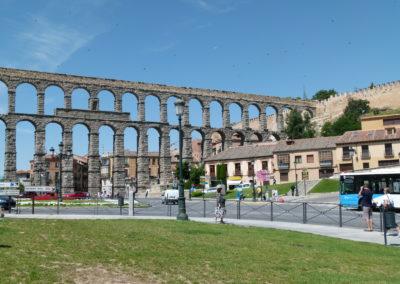 Segovia akvadukten